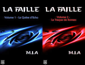 La Faille 1 & 2 : promo Kindle à 0,99 € le 17/06