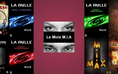 Le Mois M.I.A avec The Book Lovers