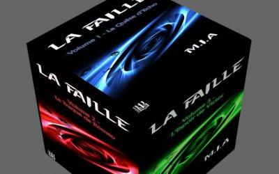 Promotion spéciale sur le bundle Kindle «La Faille» les 8 et 9 janvier