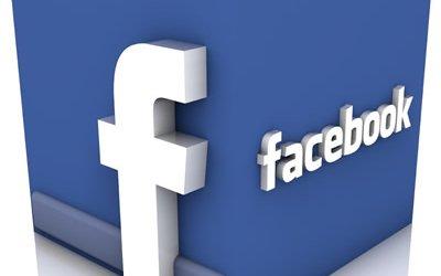 Notre nouvelle page Facebook