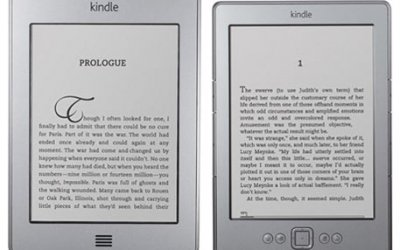 Test du Kindle Touch par Que Choisir