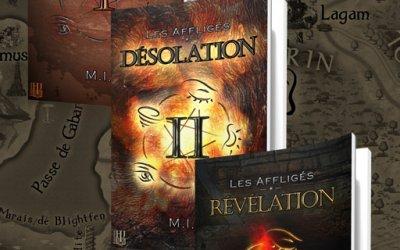 Sortie du bundle Kindle «Les Affligés»
